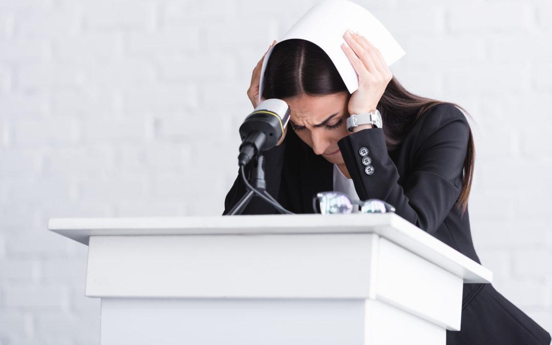 BIST DU BEREIT deine Angst vor öffentlichem Reden für immer abzulegen – Hilfe bei Glossophobie, Lampenfieber und freies Sprechen in Koblenz
